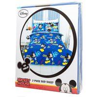 Mickey Bed Sheet 2pc Set