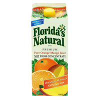 Florida's Natural Pure Orange Mango Juice 1.80L