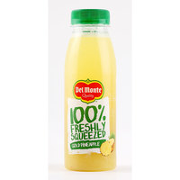 Del Monte Fresh Juice Pineapple Gold 300ml