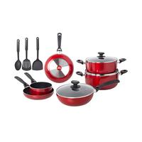 Betty Crocker Cookware Set 9 Pieces