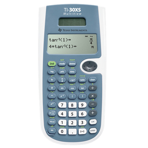 Texas-Instruments-Scientific-Calculator-Ti-30X-Solar