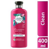 Herbal Essences Bio:Renew Clean White Strawberry & Sweet Mint Conditioner 400 ml