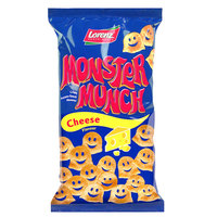 Lorenz Monster Munch Cheese Flavour 75 g