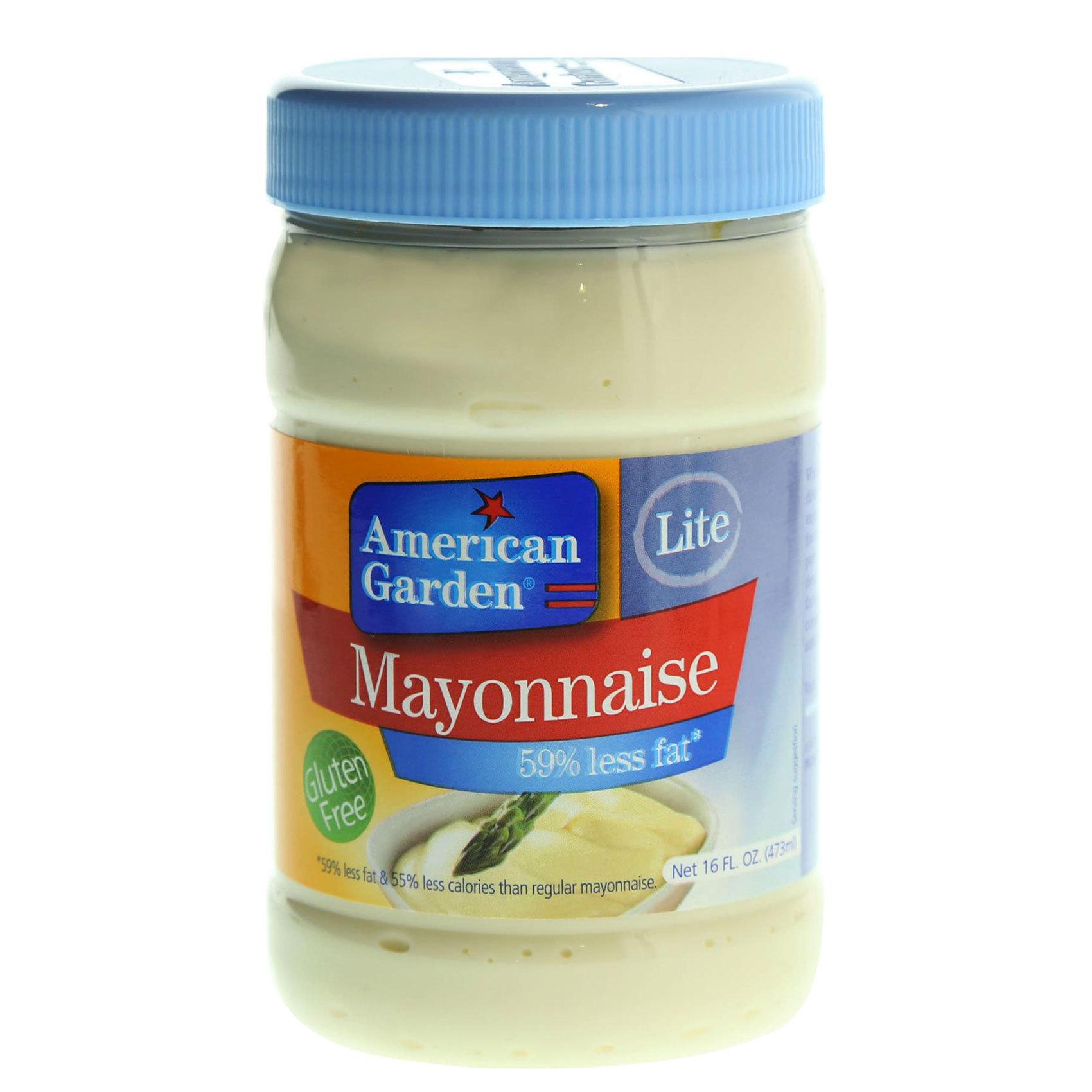 AMERICAN G.MAYONNAISE LITE 453GR