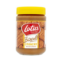 Lotus Biscuits Spread Crunchy 380GR