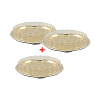 Gpi Round Tray 27CM + Covers 2+1 Free