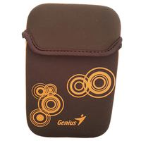 "Genius Sleeve GS-701 7"" Brown-Orange"