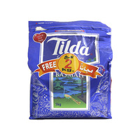 Tilda Indian Basmati Rice 5KG + 2KG Free