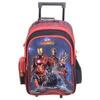 "Avengers - Trolley Bag 18"" Bk"