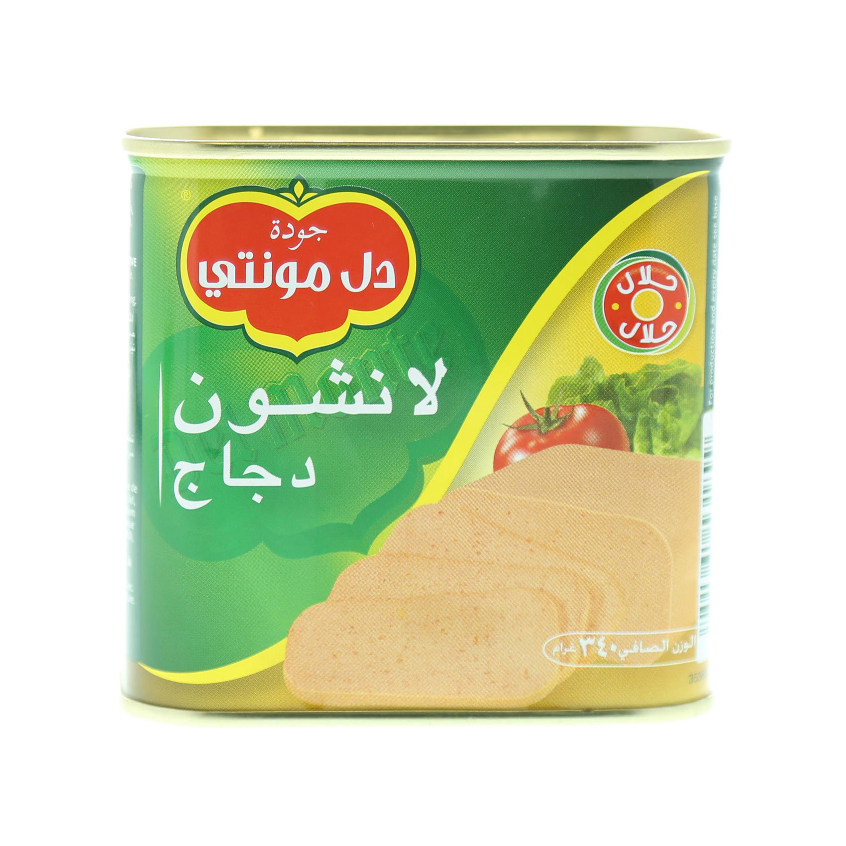 DEL MONTE CHICKEN LUNCHEON 340G