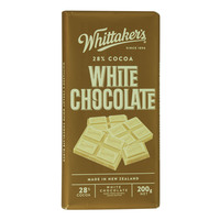 Whittaker's White Chocolate 200g