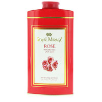 Royal Mirage Rose Perfumed Talc 250g