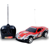 R/C Car Racing Max 1:16 Ff Kc