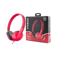 Skullcandy Stim Headphones S2LHY-K570 Red/Burgundy