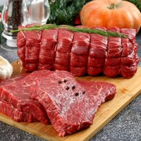 New Zealand Beef Topside Steak and Roast Family Pack