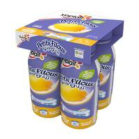 Yoplait Petit Filous Mango Drinkable Yoghurt 100mlx4