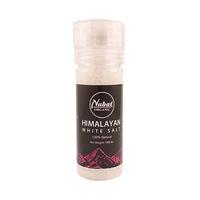 Nabat Organic White Himalayan Salt Grinder 145GR