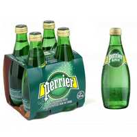 Perrier Water Sparkling 330 Ml 4 Pieces
