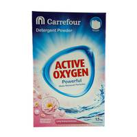 Carrefour Detergent Powder Top Load with Softener 1.5kg