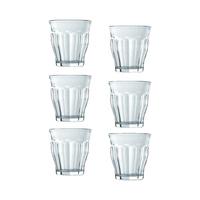 Duralex Picardie Tea Cup 9CL 6 Pieces