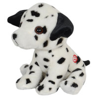 Cuddles Dog Dalmation 20Cm
