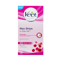 Veet Normal Wax Strips 30 Sheets + 10 Free