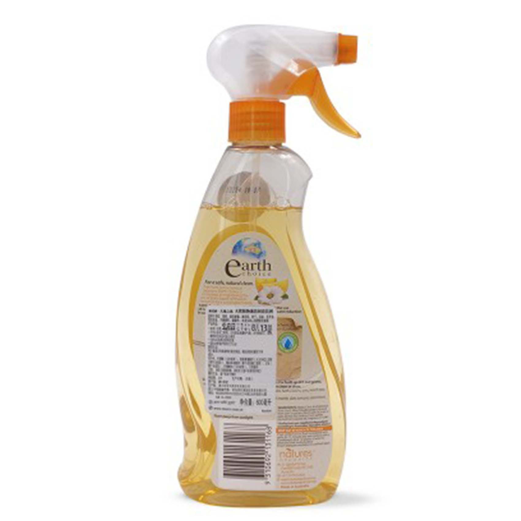 EARTH CHOICE SHOWER CLEANER 600ML