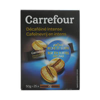 Carrefour Decaffeinated Instant Coffee 2g x25