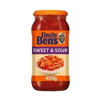 Uncle Ben''s Original Sweet & Sour 450GR