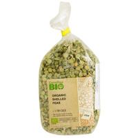 Carrefour Bio Organic Shelled Peas 500g