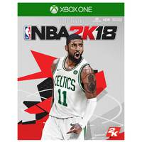 Microsoft Xbox One NBA 2K18