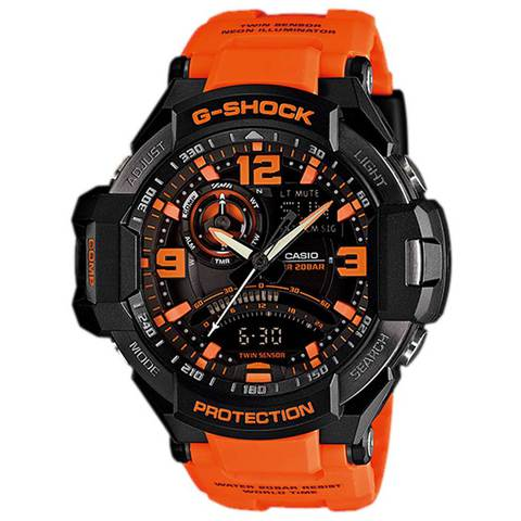 Casio-G-Shock-Gravity-Master-Men's-Digital-Watch-GA-1000-4A