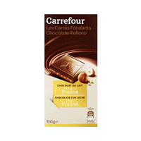 Carrefour Milk Chocolate With Pralin 150GR