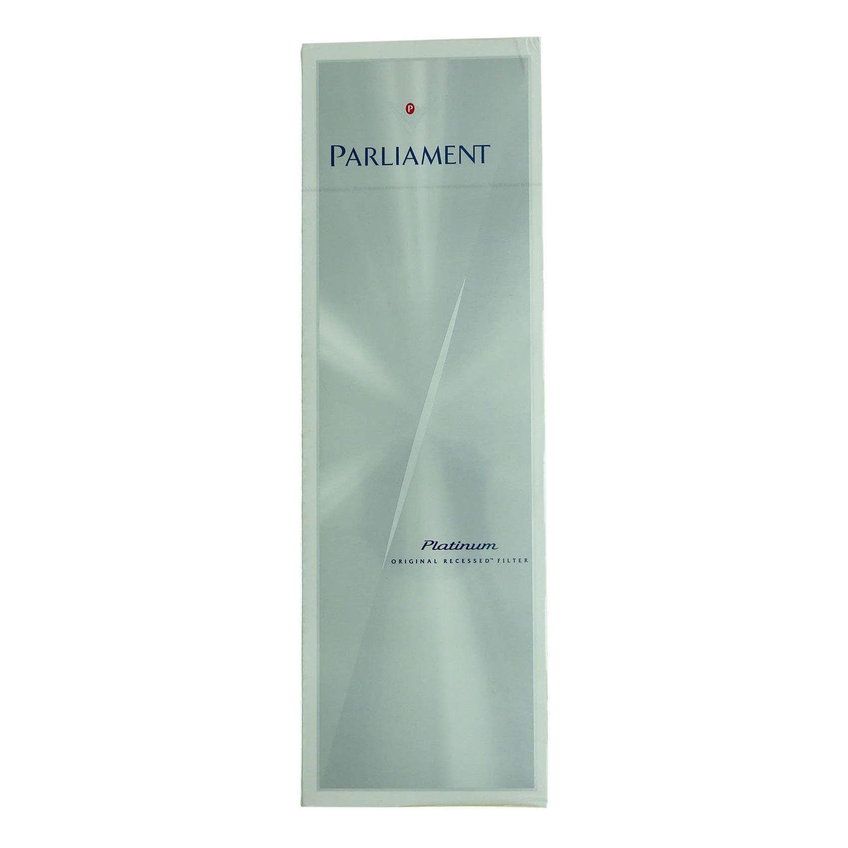 PARLIAMENT PLATINUM BLUE 20X10