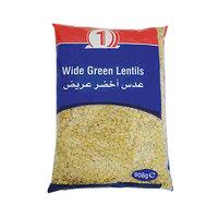 N1 Lentils Large Green 908GR