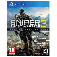 Sony PS4 Sniper Ghost Warrior 3 Season Pass Edition