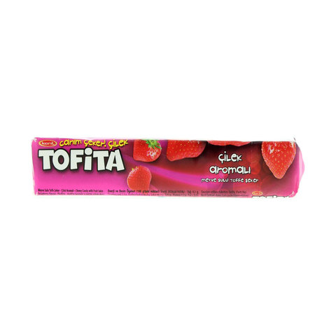 Tofita-Strawberry-Chewy-Candy-47g