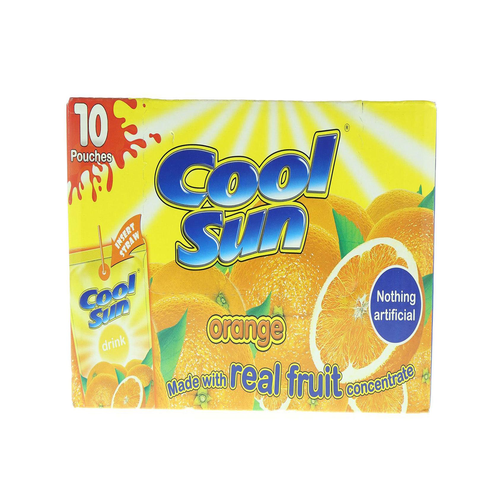 COOL-SUN ORANGE 10'S