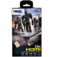 V-Max HDMI Cable Gaming 3D 2.0M