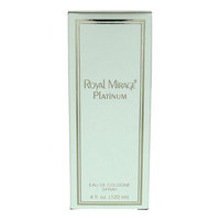 Royal Mirage Platinum Eau De Cologne 120ml