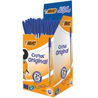 Bic Cristal Medium Box 50Pcs Bl