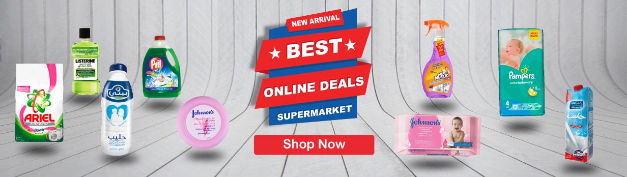 Supermarket Best Deals