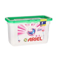 Ariel Detergent Tabs Washing Power Capsules 15Pieces 28.8G