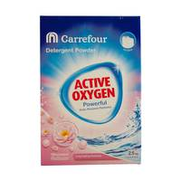 Carrefour Detergent Powder Top Load with Softener 2.5kg
