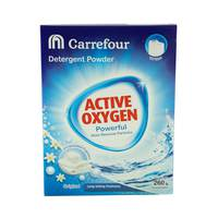 Carrefour Detergent Powder Top Load Regular 260g