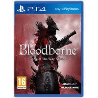 Sony PS4 Blood Borne Game Of the Year Edition