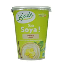 Sojade So Soya Vanilla Yogurt 400g