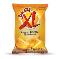XL Potato Chips French Cheese 165g