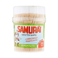 Samurai Toothpicks 500 Toothpicks