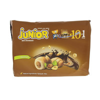 Junior croissant hazelnut 32 g 10 + 1 free